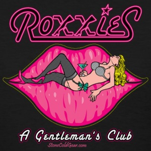 Roxies Gentlemens club  - Women's T-Shirt