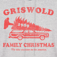 Design ~ Griswold Family Christmas of 1989 Hoodie