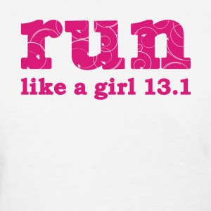 p_run7 Women's T-Shirts - Women's T-Shirt