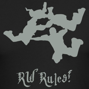 RW Rules! Long Sleeve Shirts - Men's Long Sleeve T-Shirt by Next Level