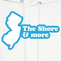 New Jersey - The Shore and More Hoodie