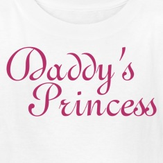 Daddy's Princess T-Shirt