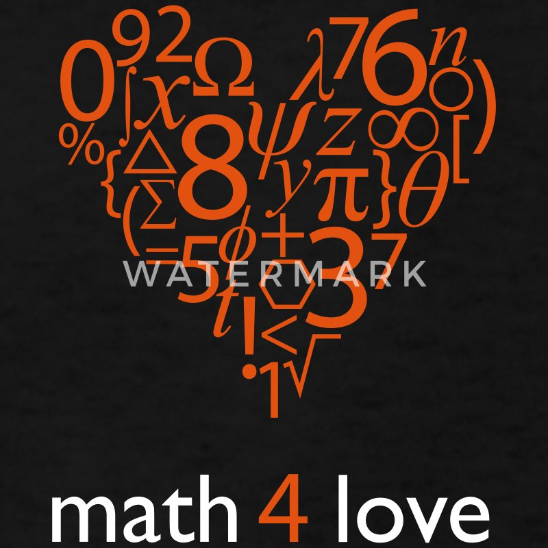 Math for Love Tshirt - Kids' T-Shirt
