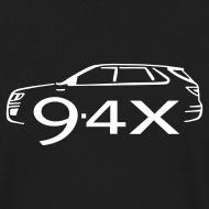 Design ~ Saab 9-4x