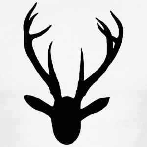 deer T-Shirts - Men's Ringer T-Shirt