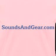 Design ~ SAG womens tee pink