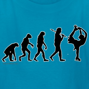 Skating Evolution - Kids' T-Shirt