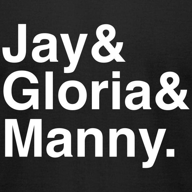 Modern Family - Jay Gloria Manny