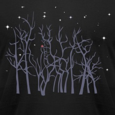Roudolf  in the Woods T-Shirts
