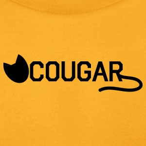 COUGAR older ladies prowling on younger men T-Shirts - Men's T-Shirt by American Apparel