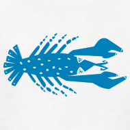 Design ~ Lobster and Creatures of the Sea - Kids