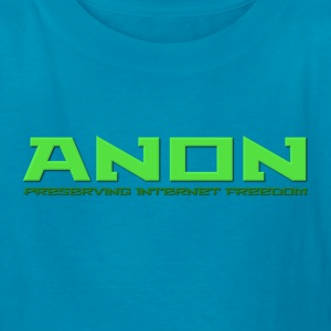 Anon Preserving Internet Freedom Kids' Shirts - Kids' T-Shirt