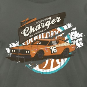 Legendary Charger - Men's T-Shirt by American Apparel