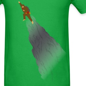 MIssion Sasquatch - Men's T-Shirt