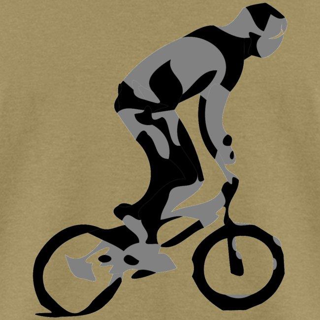 BMX Bike T-shirt - City Rider