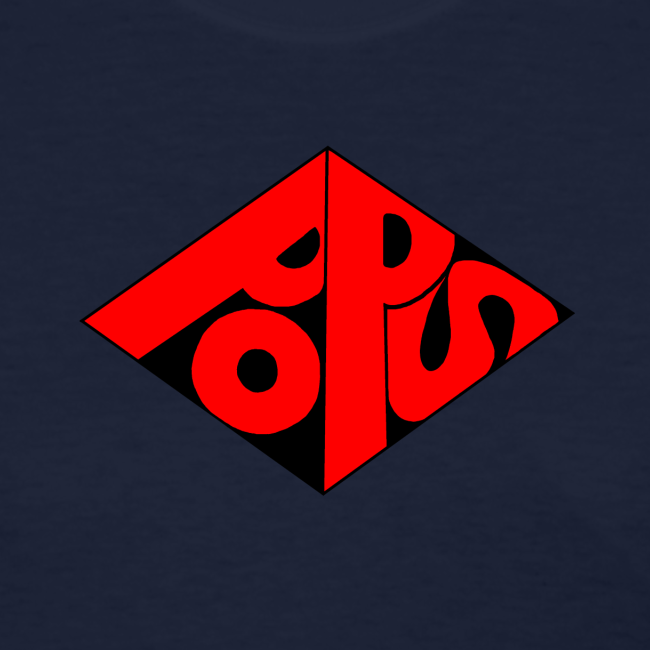 PoPS Logo Women's T-shirt