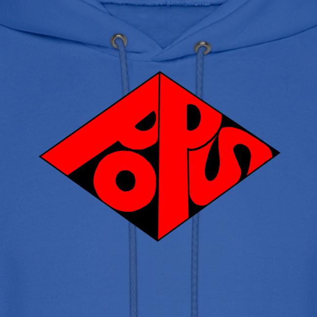 PoPS Logo Men's Hoodie