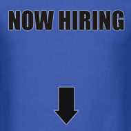 Design ~ Now Hiring