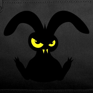 bad rabbit hare bunny bunnies eyes evil Bags  - Duffel Bag