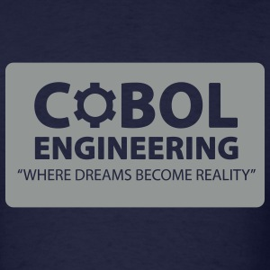 Cobol Engineering T-Shirts - Men's T-Shirt