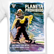 Design ~ Forbidden Planet: Planeta Prohibido (Spanish)
