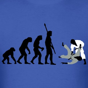 evolution_judo_a_3c T-Shirts - Men's T-Shirt