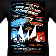 Design ~ Earth vs. the Flying Saucers