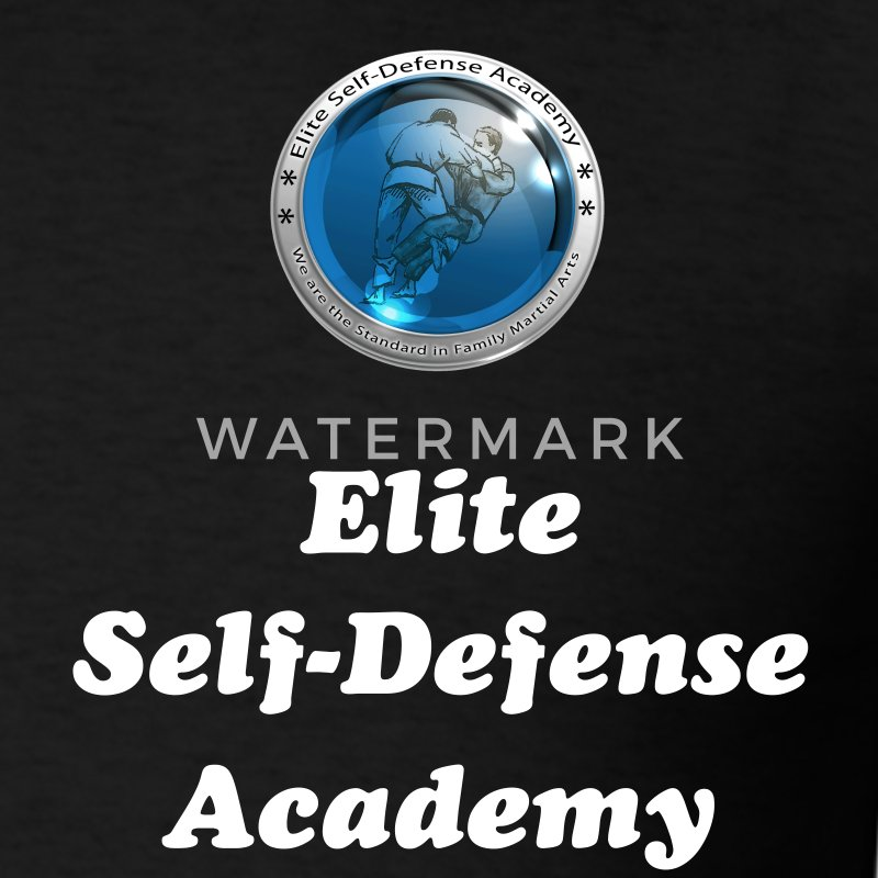 Elite Self-Defense Company Shirt - Men's T-Shirt