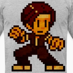 Pixelfighter KempoGuy T-Shirts