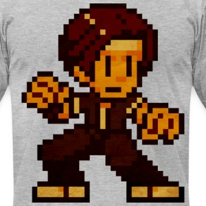 Pixelfighter KempoGuy T-Shirts - Men's T-Shirt by American Apparel
