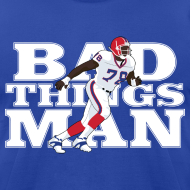 Design ~ Bad Things Man - Bruce Smith