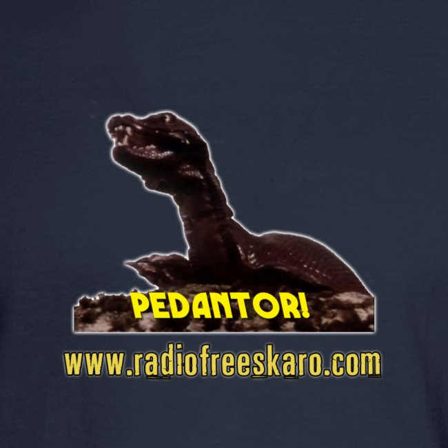 Pedantor! (Long Sleeve Tee)