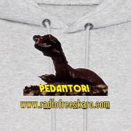 Design ~ Pedantor! (Hooded Sweatshirt)