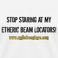 Design ~ Etheric Beam Locators (T-Shirt)