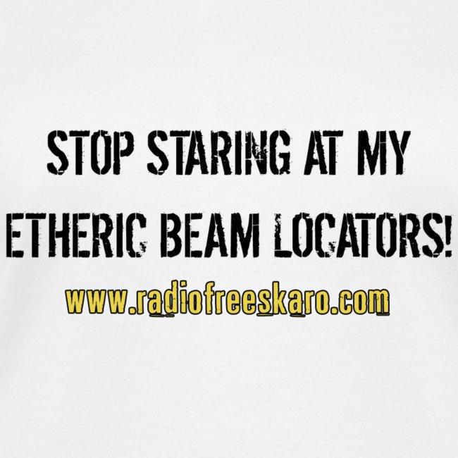Etheric Beam Locators (T-Shirt)