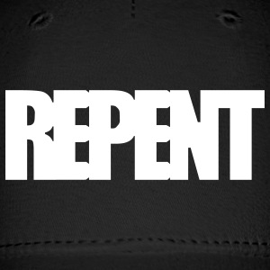 Repent Caps - Baseball Cap