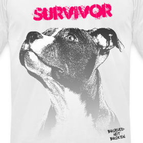 Design ~ Survivor Men's Tee (White)