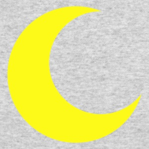 crescent moon shape Long Sleeve Shirts - Men's Long Sleeve T-Shirt by Next Level