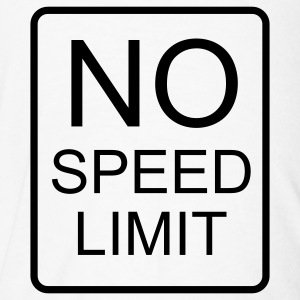 NO speed limit T-Shirts - Men's Ringer T-Shirt
