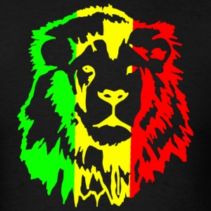Reggae lion tee - Men's T-Shirt