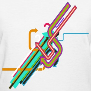 Women's Neon Arrows Tee - Women's T-Shirt