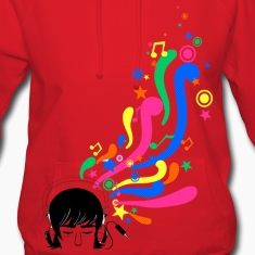 MusicOut Hoodies