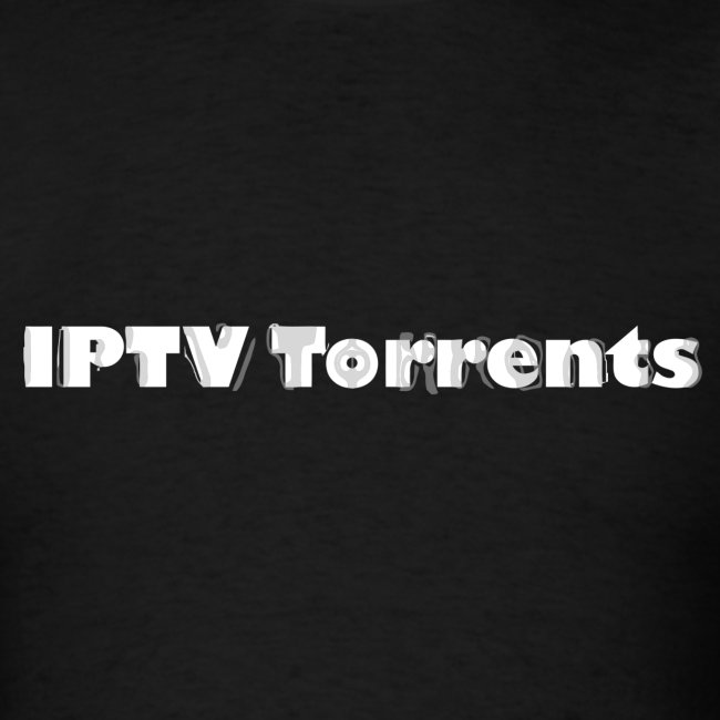 IPTV Torrents Shirt