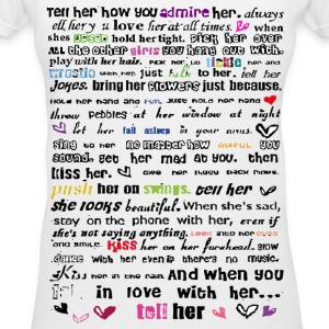 What Girls Want V-Neck Tee - Women's V-Neck T-Shirt