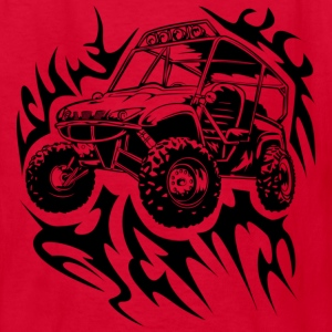 UTV Fired Up - Kids' T-Shirt