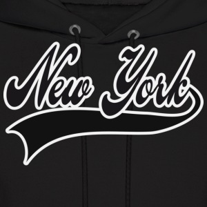 new york Hoodies - Men's Hoodie