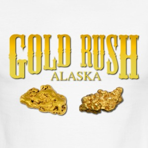 Gold Rush T-Shirts - Men's Ringer T-Shirt