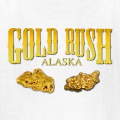 Gold Rush Kids' Shirts