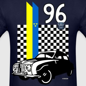 Saab 96 - Men's T-Shirt