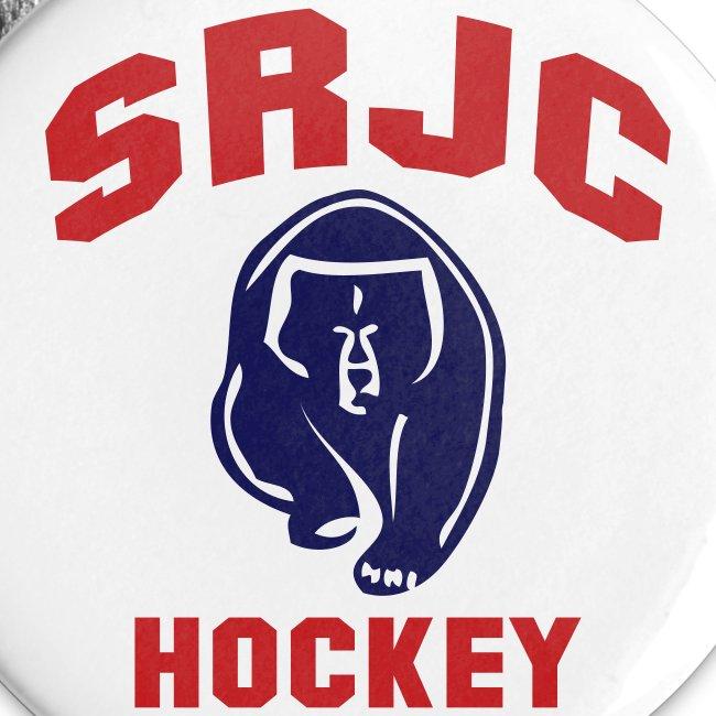 Classic SRJC Hockey Button
